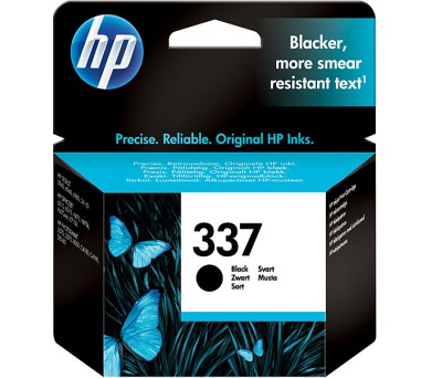 Inkoustová náplň HP No. 337
