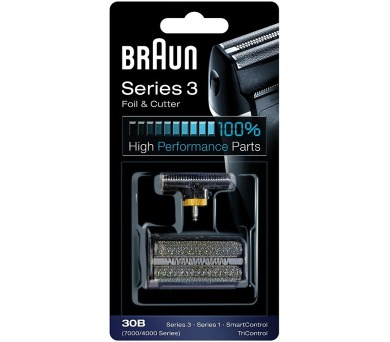 Braun Syncro - 30B