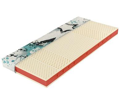Šárka Top v potahu Relaxtic (bílá) (90x210) + DOPRAVA ZDARMA
