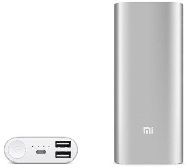 Xiaomi 16000mAh - hliník + DOPRAVA ZDARMA