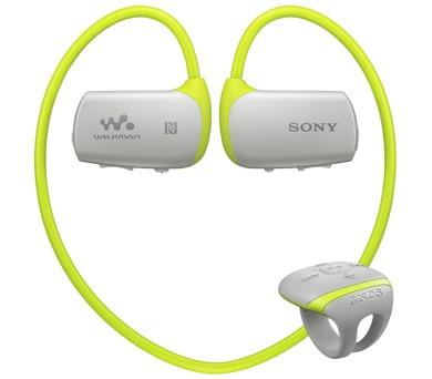 Sony NWZ-WS613G + DOPRAVA ZDARMA