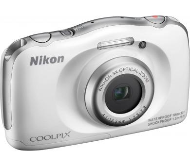 Nikon Coolpix S33 + DOPRAVA ZDARMA
