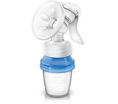 Philips AVENT Natural s VIA systémem