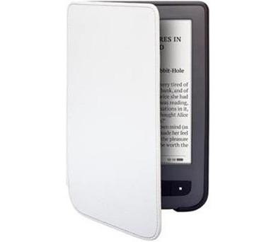 Pouzdro Pocket Book pro 624/626 PU - bílé