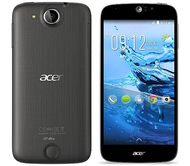 Acer Liquid JADE Z LTE - černý + DOPRAVA ZDARMA