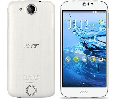Acer Liquid JADE Z LTE - bílý