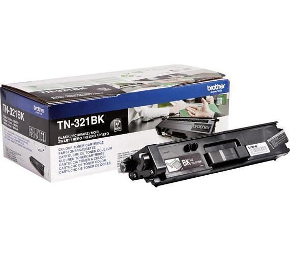 Brother TN-321BK - 2 500 str. - black
