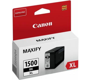 Canon PGI-1500XL BK - černý