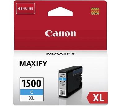 Canon PGI-1500XL C - azurový