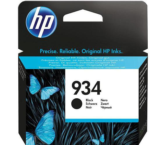 Inkoustová náplň HP 934
