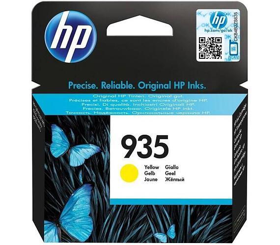 Inkoustová náplň HP 935