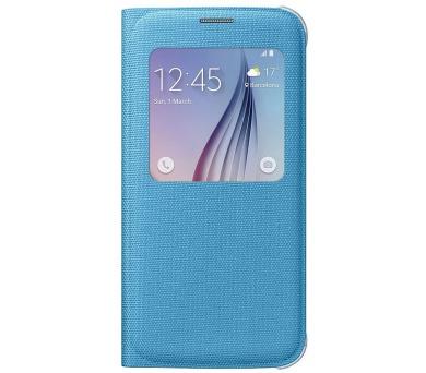 Samsung S-View pro Galaxy S6 (EF-CG920BL) - modré