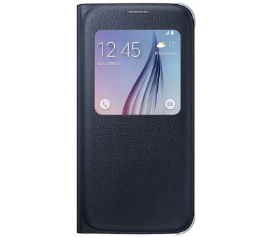 Samsung S-View pro Galaxy S6 (EF-CG920PB) - černé + DOPRAVA ZDARMA