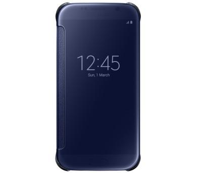 Samsung Clear View pro Galaxy S6 (EF-ZG920BB) - černé + DOPRAVA ZDARMA