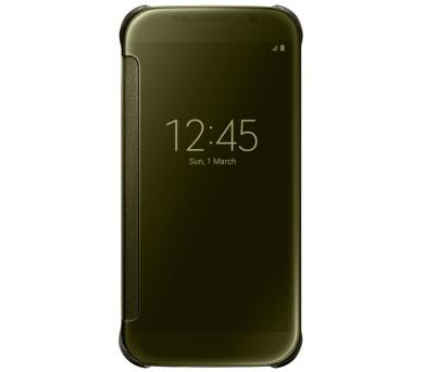 Samsung Clear View pro Galaxy S6 (EF-ZG920BF) - zlaté