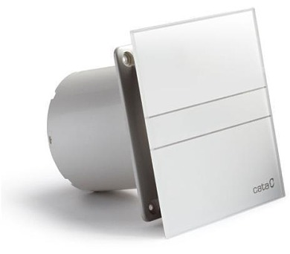 Cata e150 GT sklo časovač bílý + DOPRAVA ZDARMA