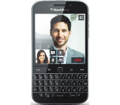 BlackBerry Classic QWERTY - černý