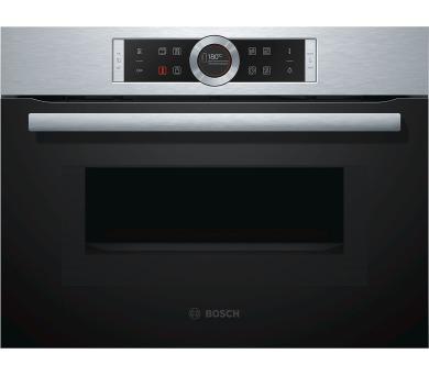 Bosch CMG633BS1 kompaktní + 100 dní možnost vrácení* + DOPRAVA ZDARMA
