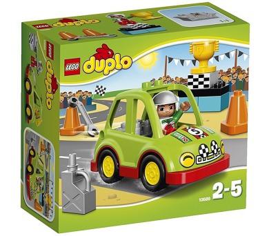 Stavebnice Lego® DUPLO Ville 10589 Závodní auto