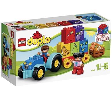 Stavebnice LEGO® DUPLO Toddler 10615 Můj první traktor