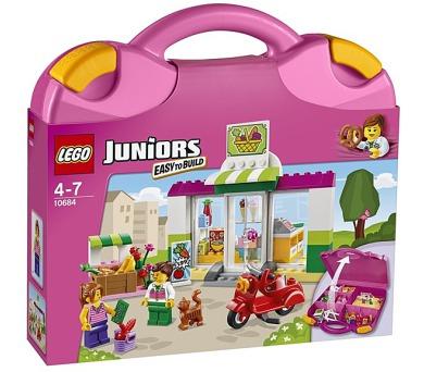 Stavebnice Lego® Juniors 10684 Supermarket v kufříku
