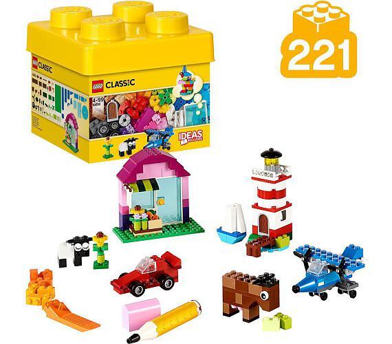 Stavebnice LEGO® CLASSIC 10692 Tvořivé kostky