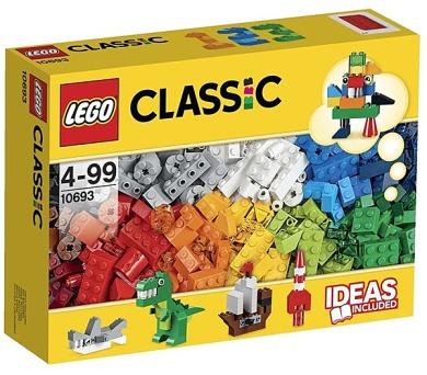 Stavebnice LEGO® CLASSIC 10693 Tvořivé doplňky