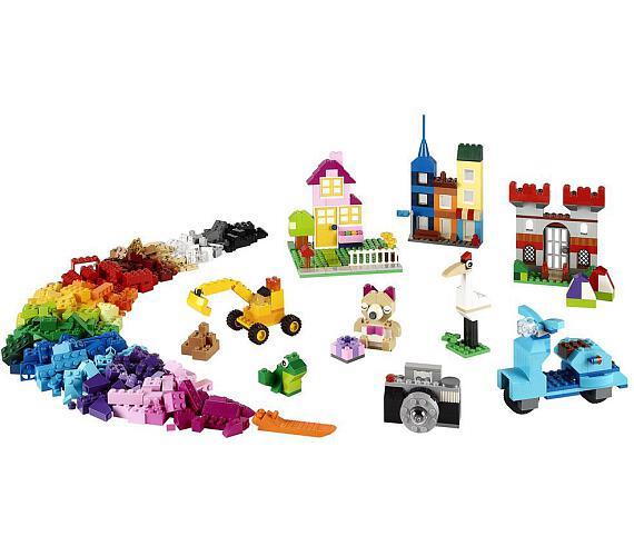 Stavebnice LEGO® CLASSIC 10698 Velký krativní box