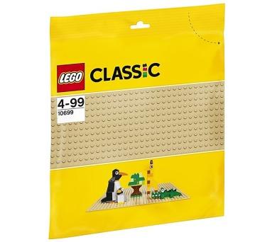 Stavebnice Lego® Classic 10699 Písková podložka na stavění