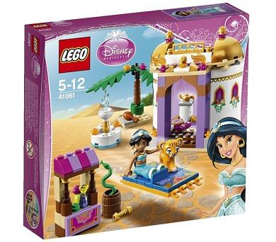Disney Princezny 41061 Jasmínin exotický palác