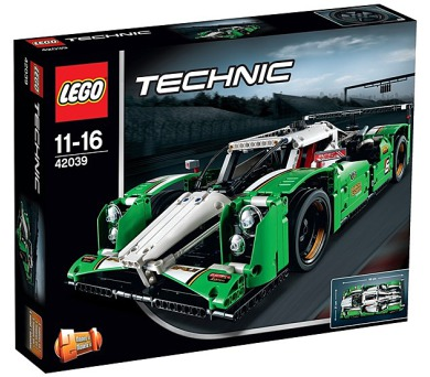 Stavebnice Lego® Technic 42039 GT vůz pro 24hodinnový závod