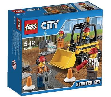 Stavebnice Lego® City Demolition 60072 Demoliční práce startovací sada