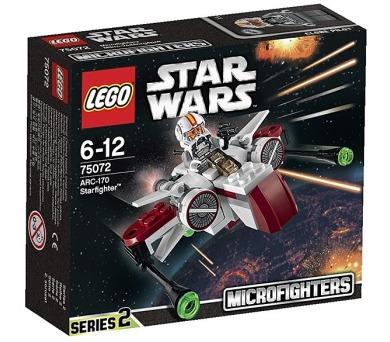 Stavebnice Lego® Star Wars TM 75072 Hvězdná stíhačka ARC-170