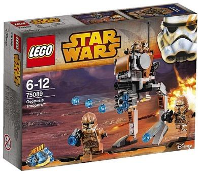 Stavebnice Lego® Star Wars TM 75089 Geonosis Troopers