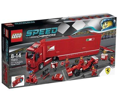 pro vůz F14 T týmu Scuderia Ferrari