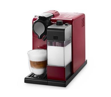 DeLonghi Nespresso EN550.R Lattissima Touch + poukaz na kávu v hodnotě až 2.000 Kč* + DOPRAVA ZDARMA