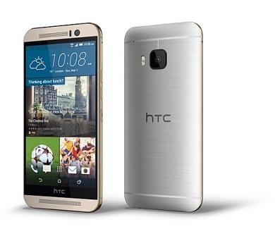 HTC One (M9) - stříbrný + DOPRAVA ZDARMA