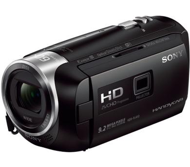 Sony HDR-PJ410B černá + DOPRAVA ZDARMA