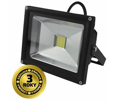 LED reflektor SMD 20W černý 1400lm