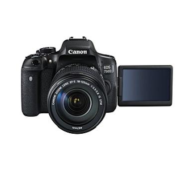 Canon EOS 750D + 18-135 IS STM + DOPRAVA ZDARMA