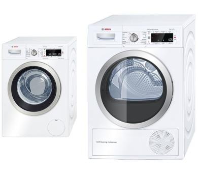 Bosch WAW28560EU + Sušička Bosch WTW85560BY + 100 dní možnost vrácení*