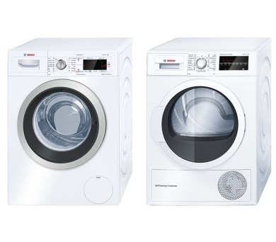 Bosch WAW24460EU + Sušička Bosch WTW85460BY + 100 dní možnost vrácení* + DOPRAVA ZDARMA