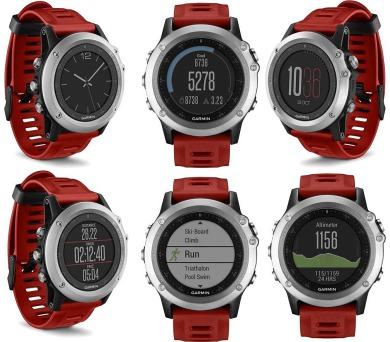 Garmin Fenix 3 Performer