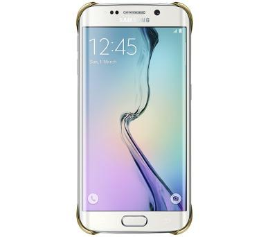 Samsung pro Galaxy S6 Edge (EF-QG925B) - zlatý