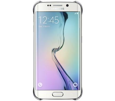 Samsung pro Galaxy S6 Edge (EF-QG925B) - stříbrný
