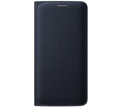 Samsung pro Galaxy S6 Edge s kapsou (EF-WG925B) - černé