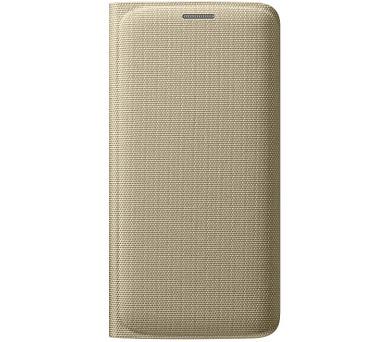 Samsung pro Galaxy S6 Edge s kapsou (EF-WG925B) - zlaté