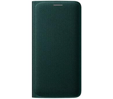 Samsung pro Galaxy S6 Edge s kapsou (EF-WG925B) - zelené + DOPRAVA ZDARMA