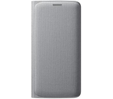 Samsung pro Galaxy S6 Edge (EF-WG925B) - stříbrné