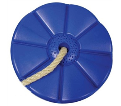CUBS Disk květinka - modrá